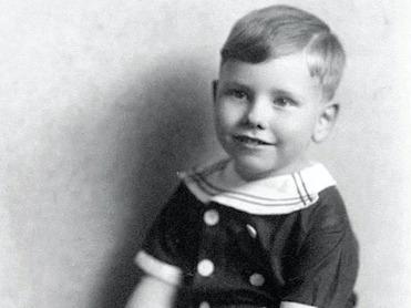 幼少時のウォーレン・バフェット氏