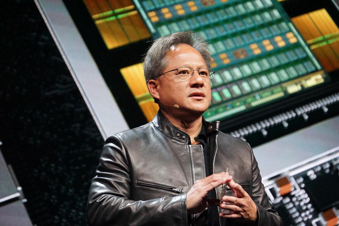 NVIDIA CEOジェンスン・フアン氏