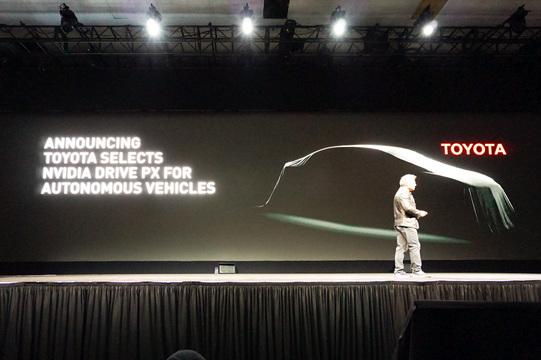株価急騰したトヨタとAI大手NVIDIA提携の衝撃 —— AI自動運転で大幅リード