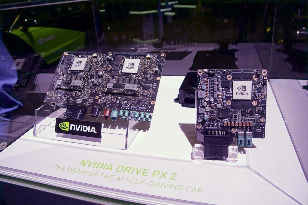 DrivePX2の次世代モデル