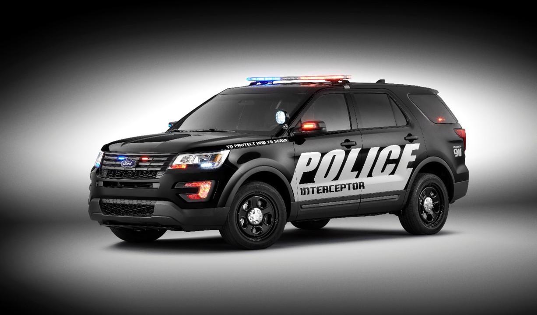 フォード・ポリスインターセプター・ユーティリティ3.5LエコブーストAWD