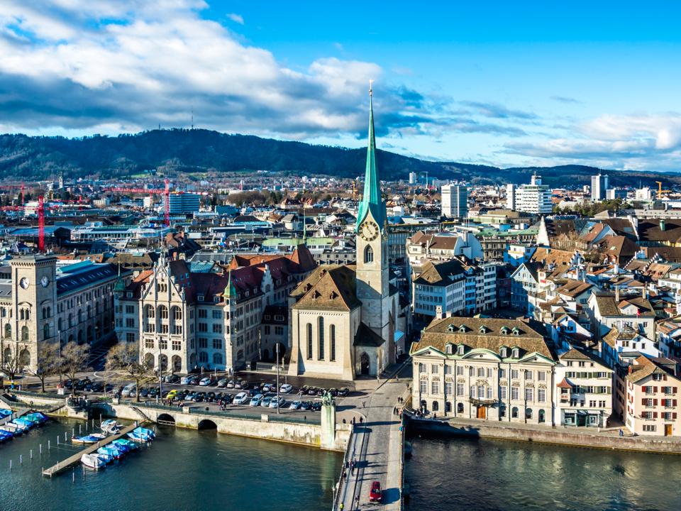 スイス / チューリッヒ