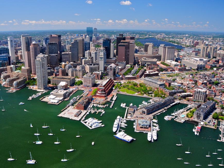 アメリカ合衆国 / ボストン