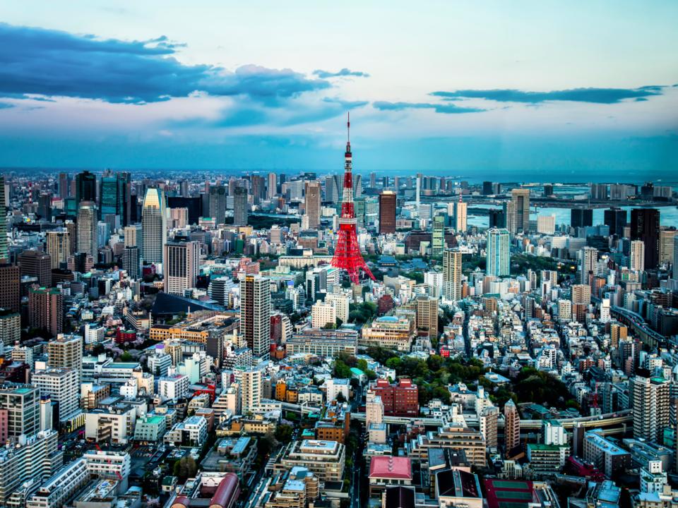 日本 / 東京