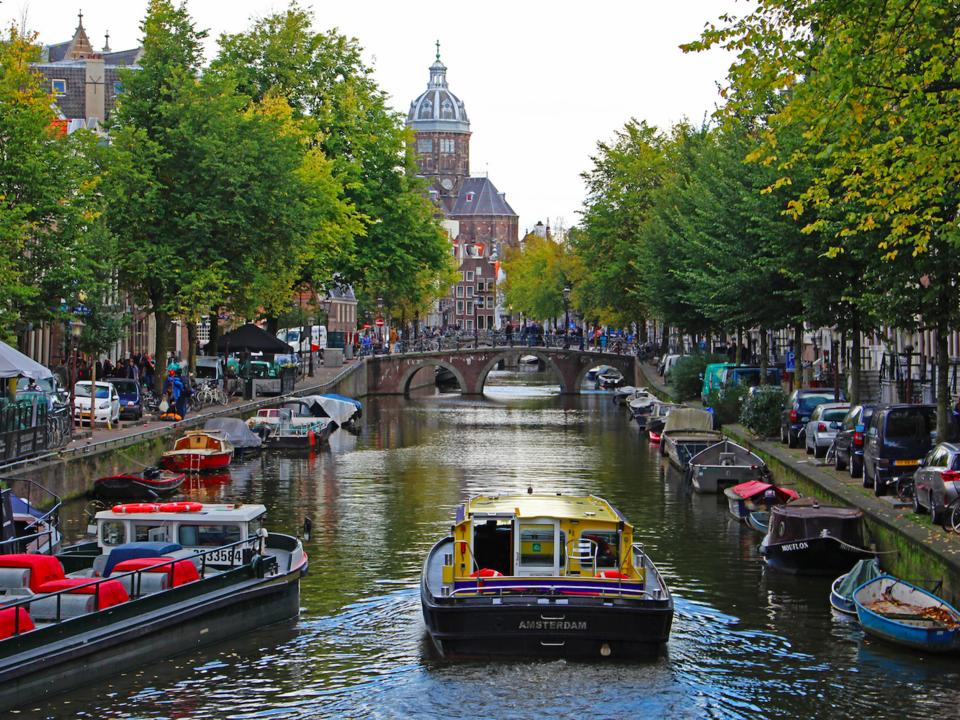 オランダ / アムステルダム