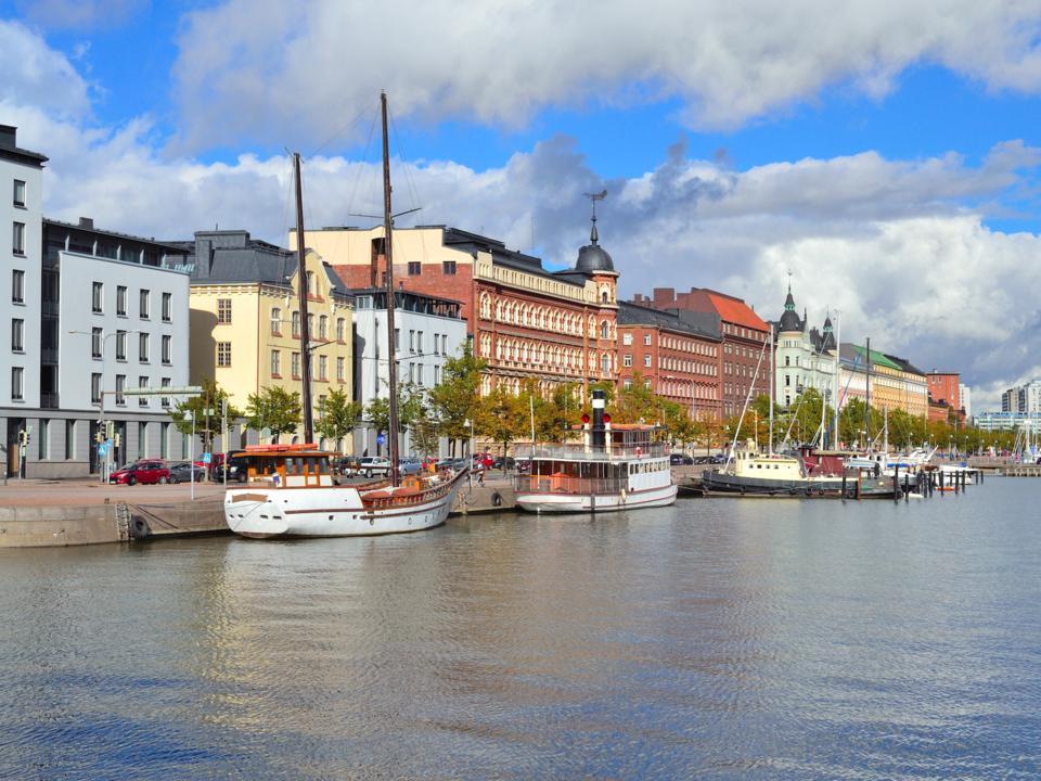 フィンランド / ヘルシンキ