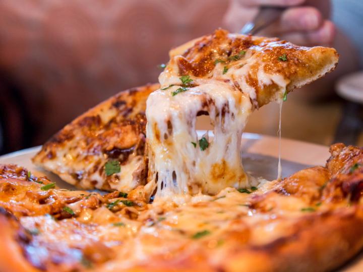 ピザのイメージ写真
