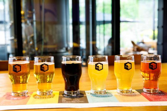 東京都内おいしいクラフトビールがタップで飲める おしゃれビールバー厳選7店!