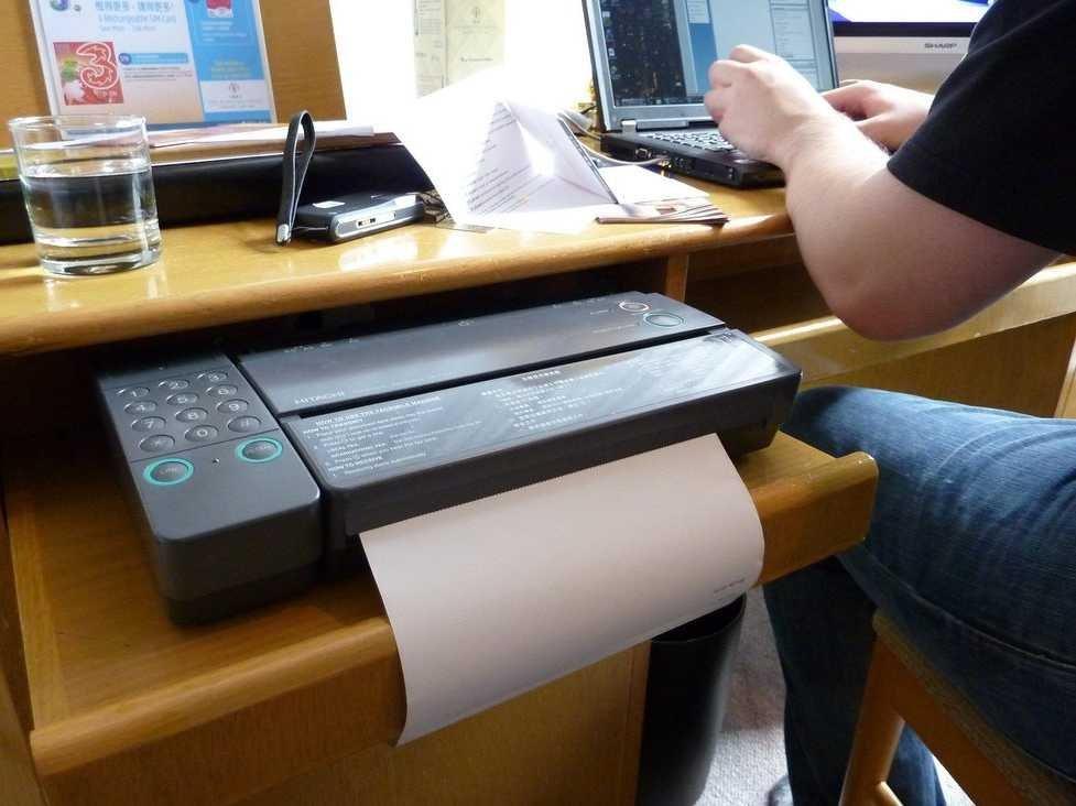 ファックス機