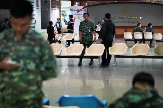 タイ・バンコクの軍関係者向け病院で爆発、24人が負傷