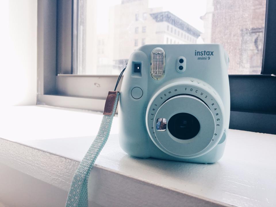富士フィルムInstax Mini 9の写真