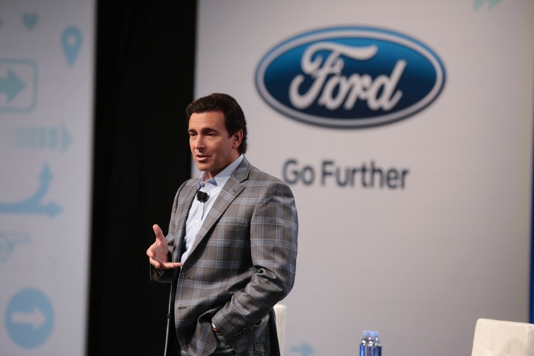 フォード前CEOマーク・フィールズ氏