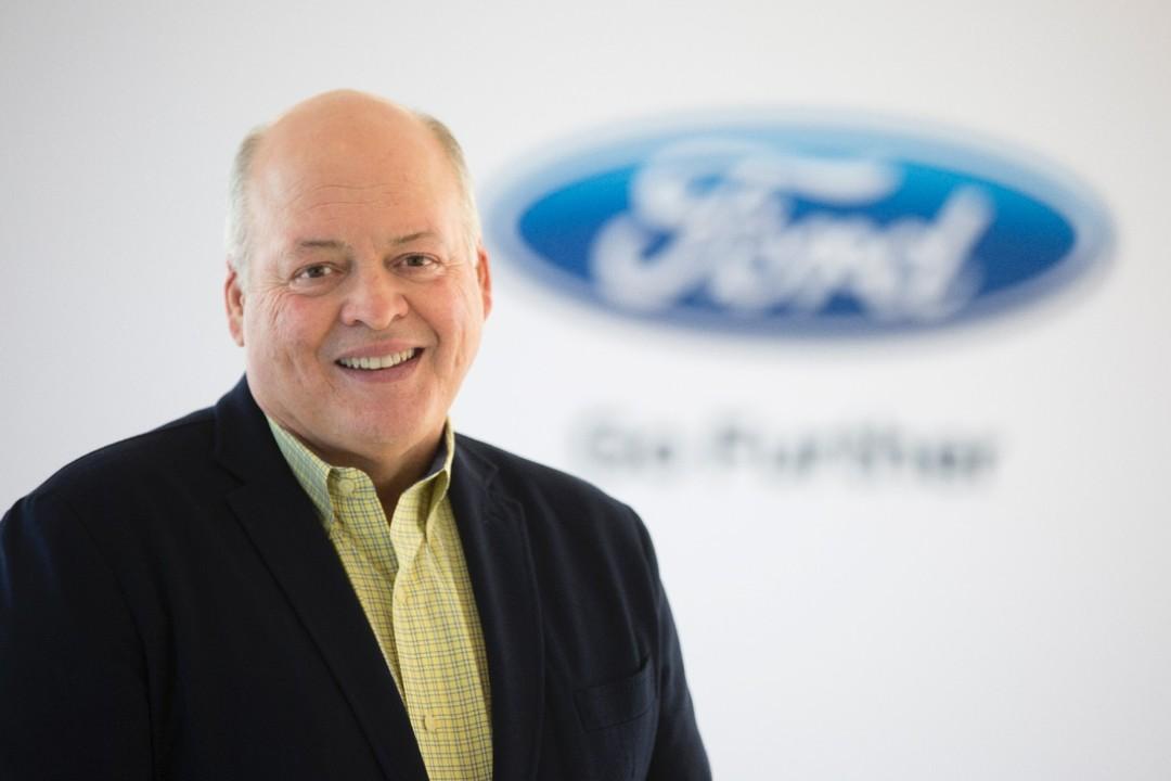 フォードのジム・ハケット新CEO