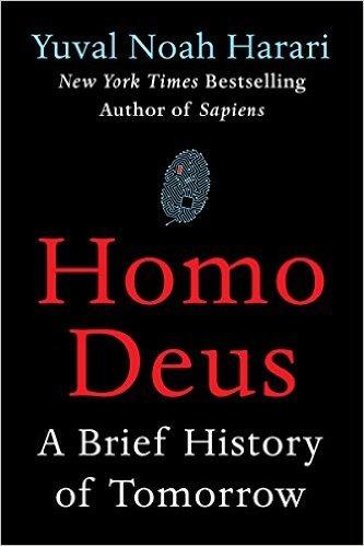 『Homo Deus』ユヴァル・ノア・ハラリ(Yuval Noah Harari)著
