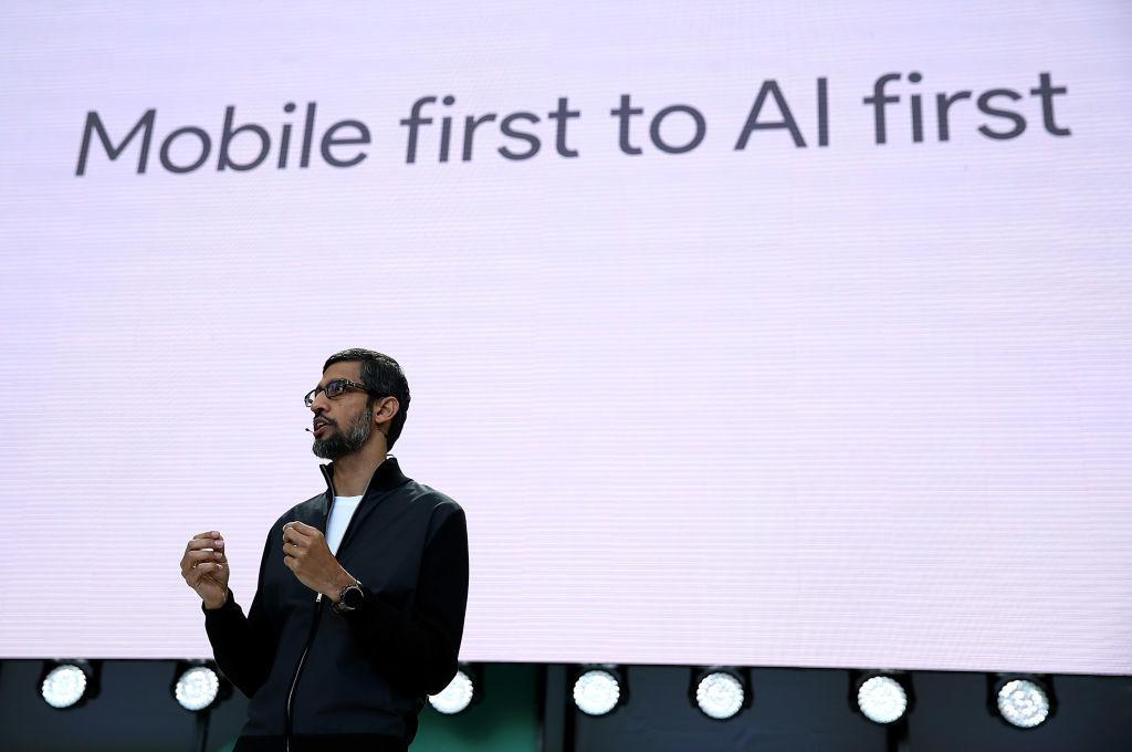 グーグルは「AIファーストカンパニー」を宣言