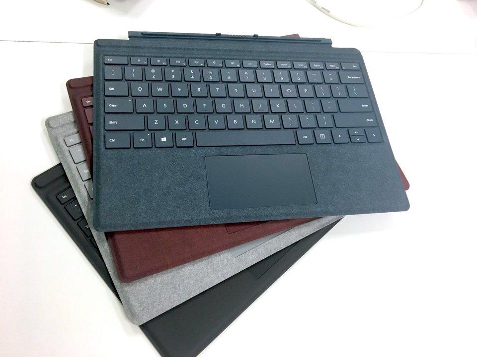 Surface Proで新型になったタイプカバー
