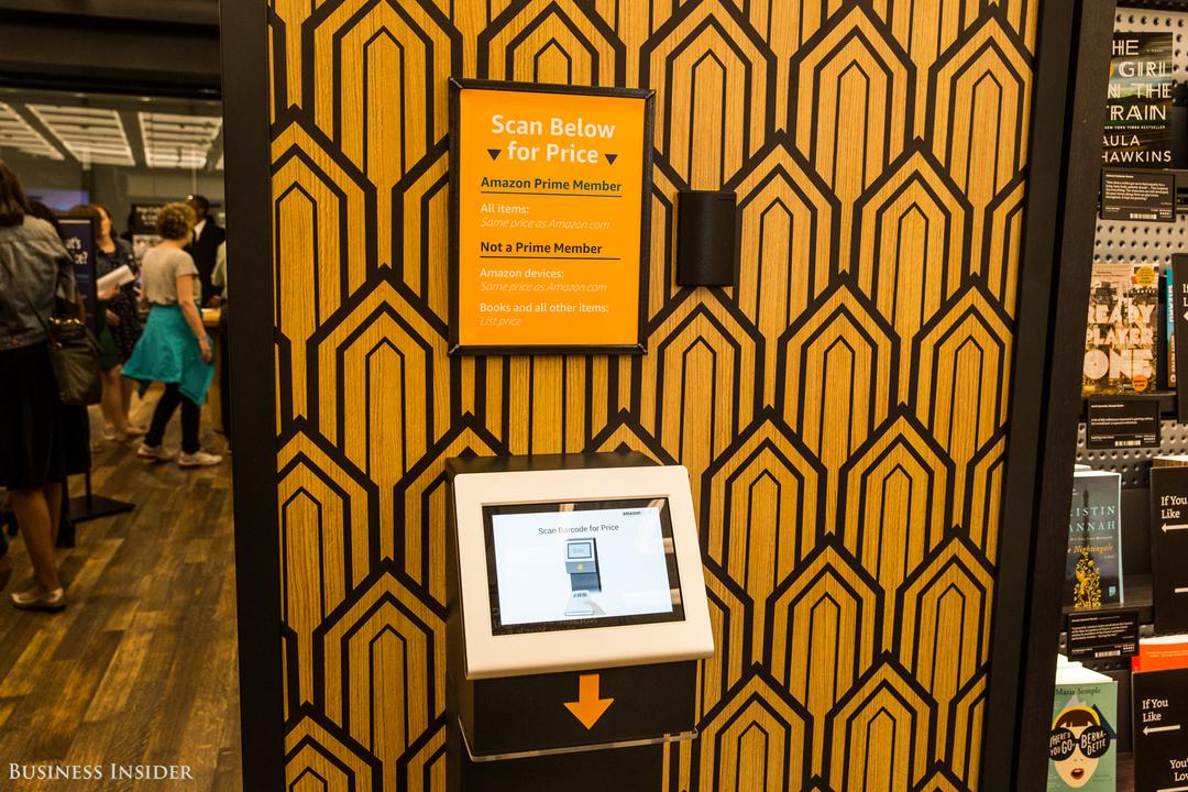 アマゾンのリアル書店 ついにニューヨークに進出 business insider japan