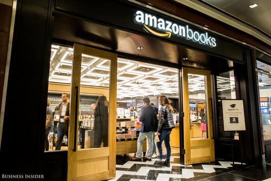 アマゾンのリアル書店、ついにニューヨークに進出