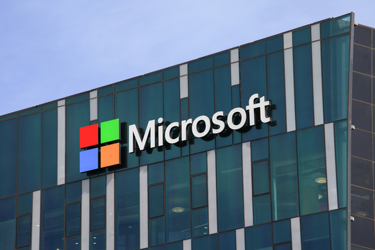 マイクロソフト、情報セキュリティー会社を1億ドルで買収か