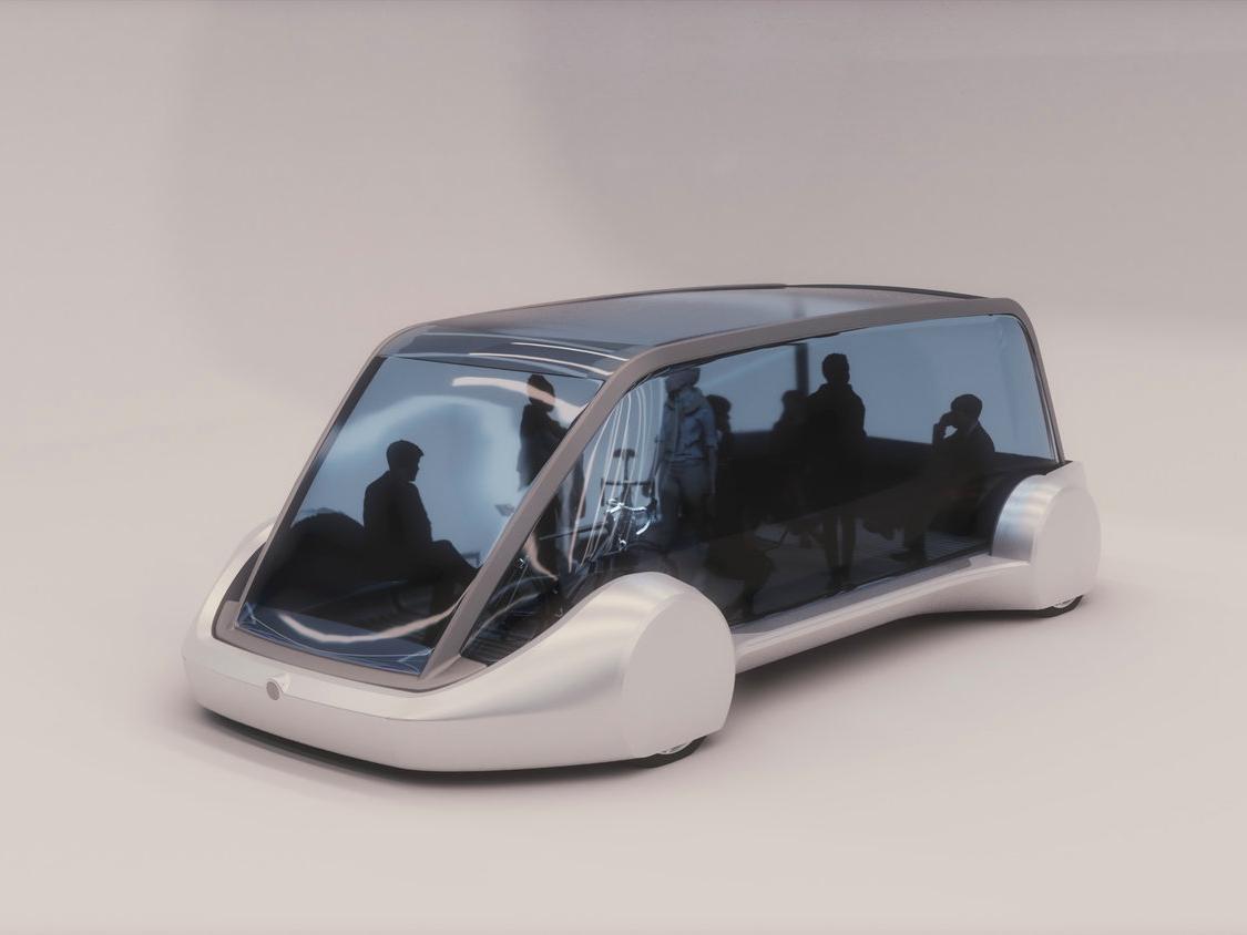 電動旅客車両2