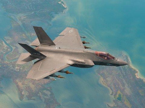 F-35は仮にレーダーに捕捉されても、ロシアにも中国にも撃ち落とせない —— 元パイロットが断言する理由
