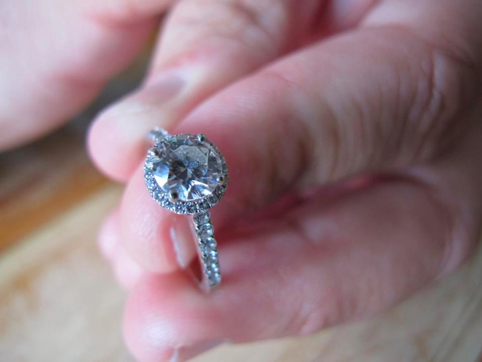 高価な指輪