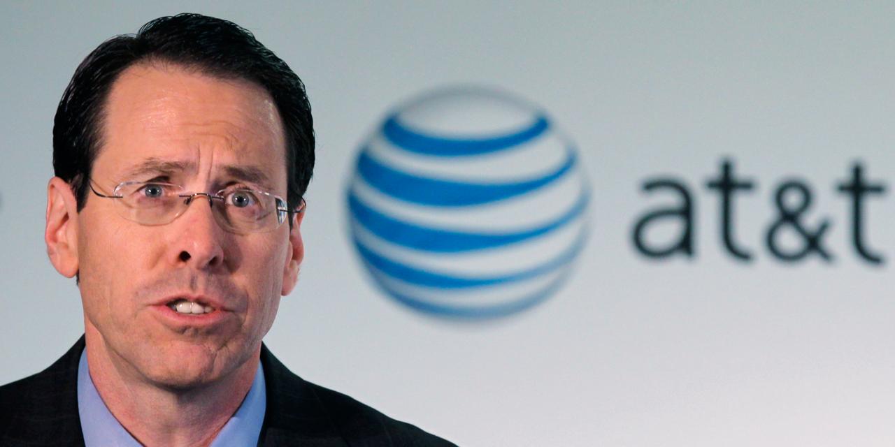 AT&T CEO ランドール・ステファンソン氏