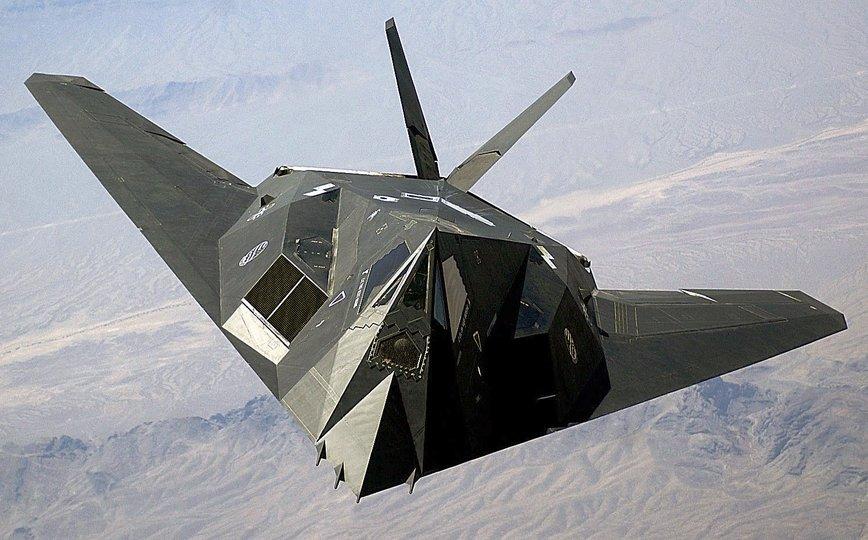 F-117ナイトホーク