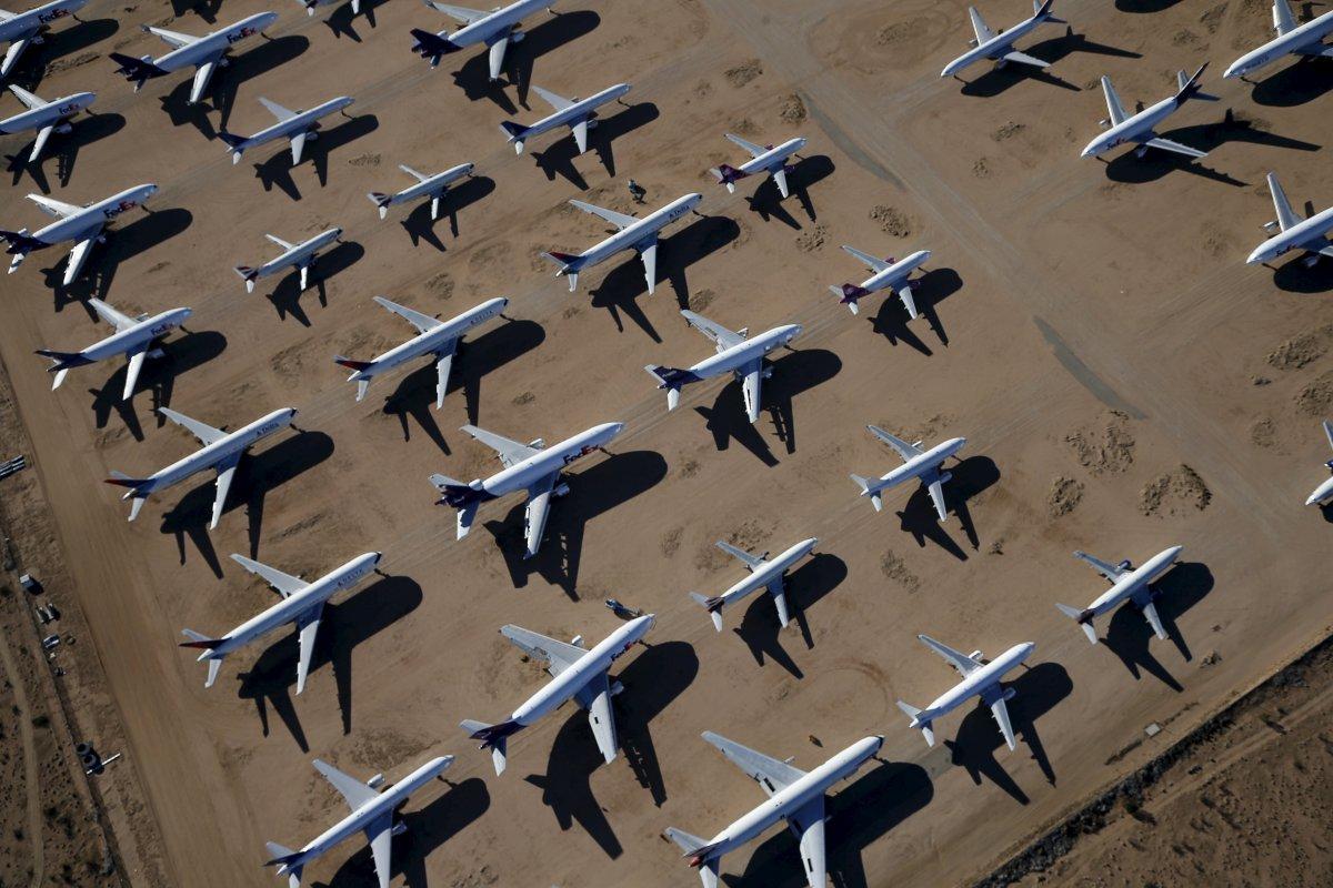 デルタ航空のボーイング767