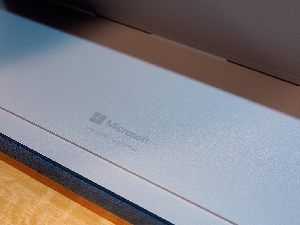 surface Proのロゴ