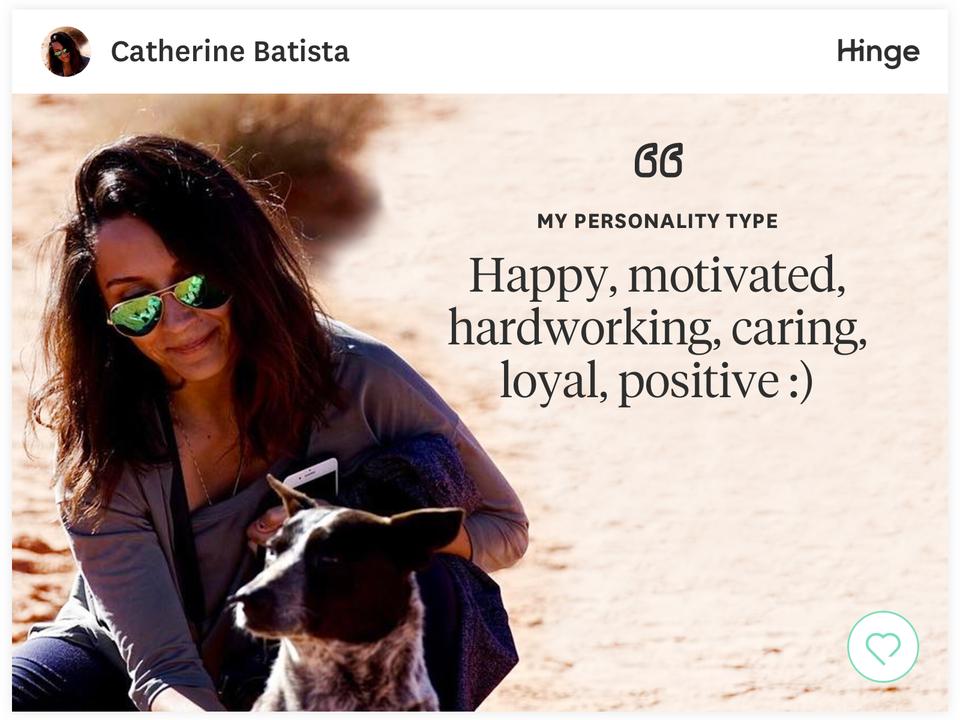 Catherine Batista