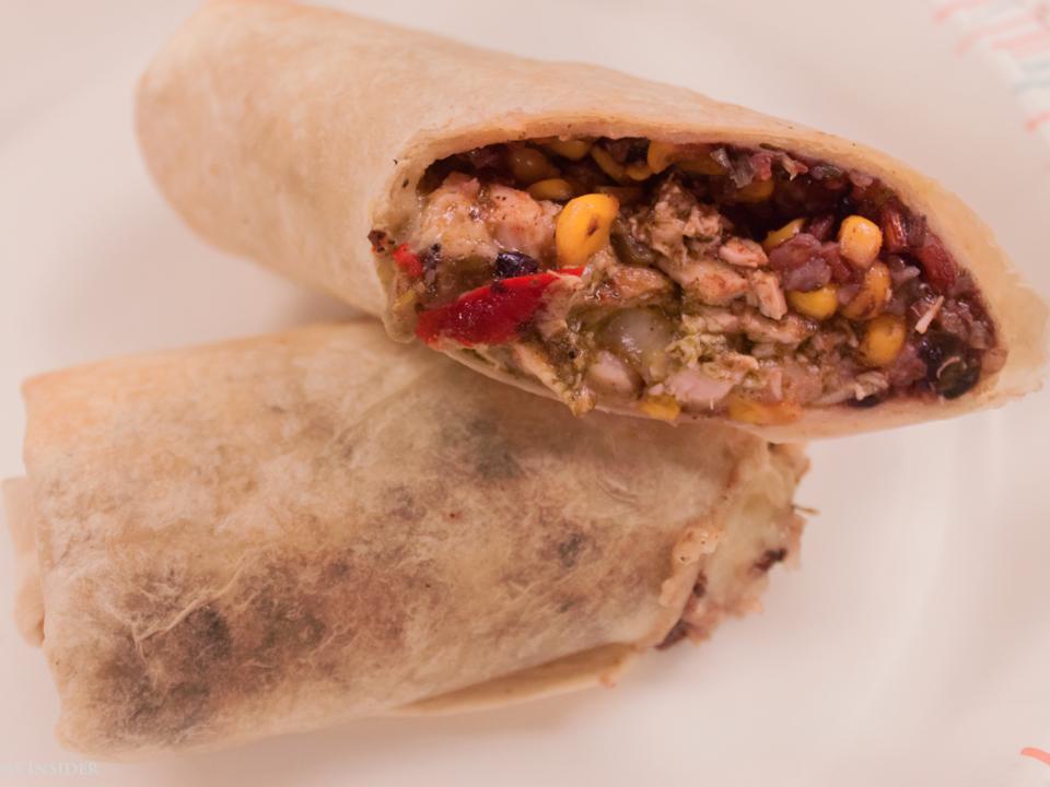 プレタ・マンジェ(Pret A Manger)―Southwestern Breakfast Hot Wrap