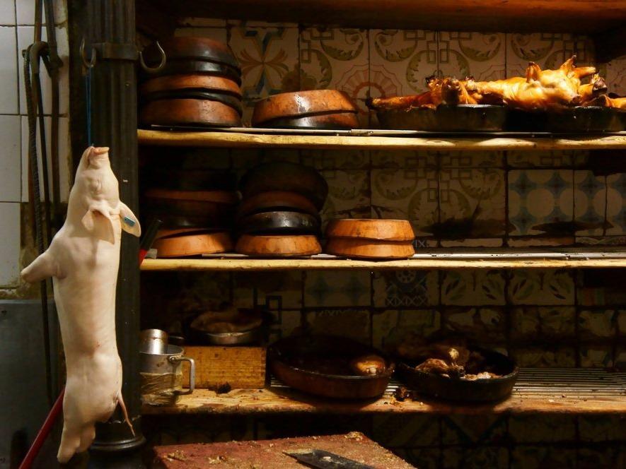 ボティンの料理場
