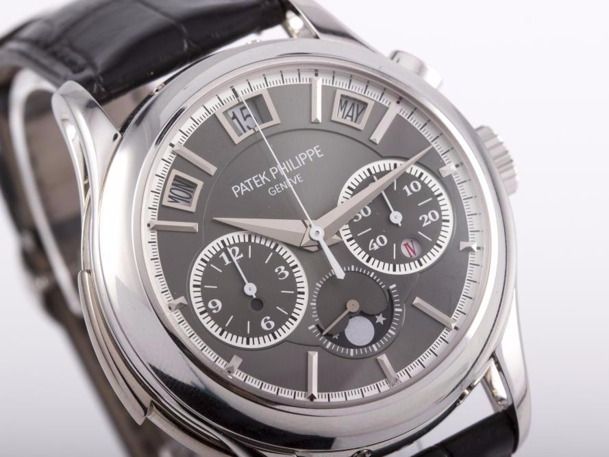 プーチン大統領_腕時計2