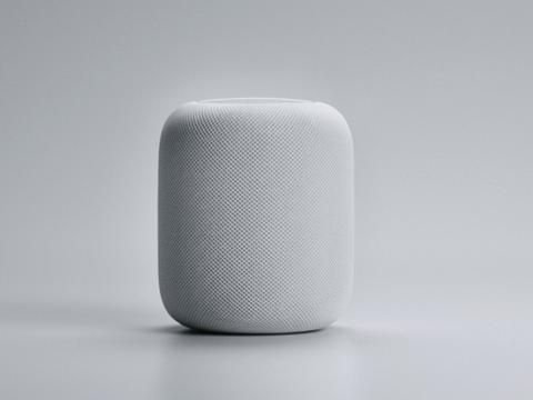 アップル、スマートスピーカー「HomePod」を発表:WWDC2017