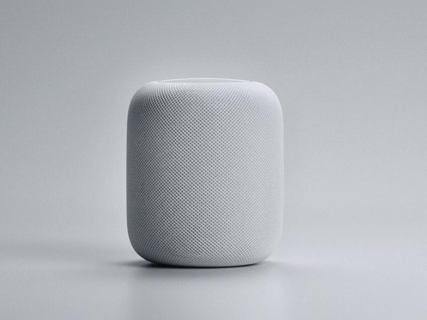 アップル開発中のスマートスピーカ―HomePod