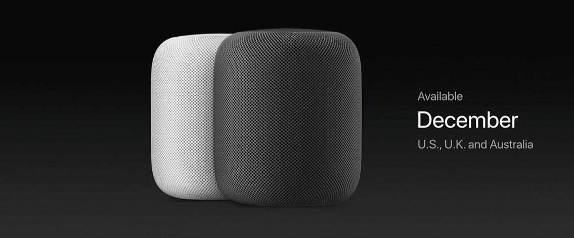アップル開発中のスマートスピーカー「HomePod」