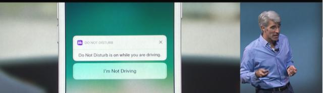 """次期iPhoneには""""ながら運転事故""""防止機能「ドライブモード」が搭載:WWDC2017"""