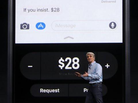 Apple Payで個人間の送金が可能に:WWDC 2017