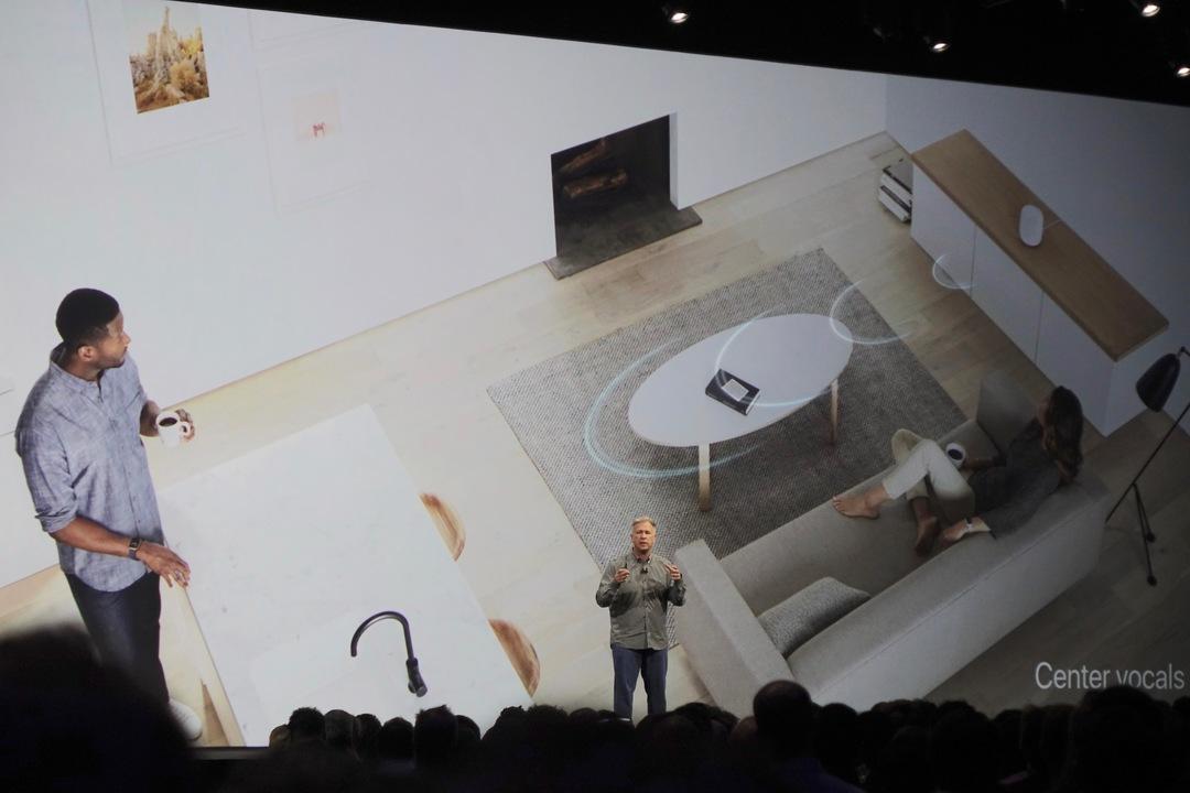 HomePodの動作概念