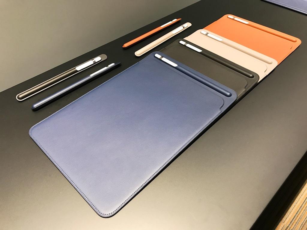 iPad Proのアクセサリー