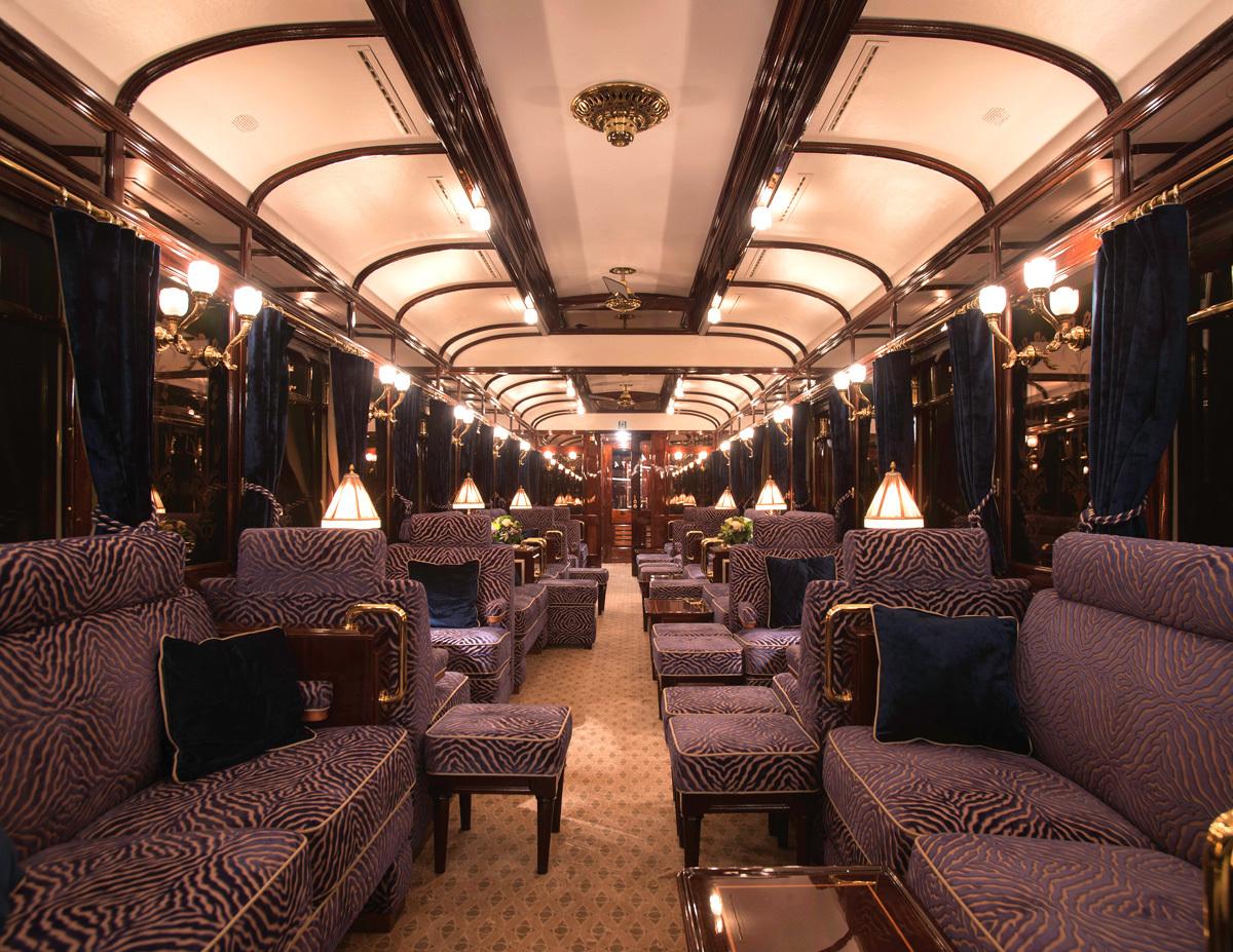 豪華列車7選_ベニス・シンプロン オリエント エクスプレス