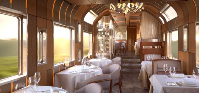 いつかは乗りたい! 世界で最も豪華な寝台列車7選