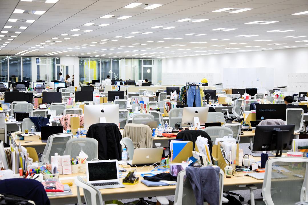 C CHANNALの新しいオフィス