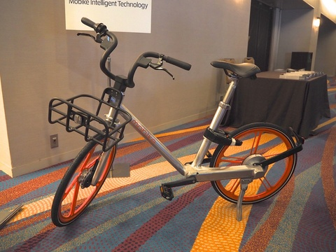 運用450万台!シェア自転車の巨人「モバイク(Mobike)」独占取材 —— AI×IoT武器に世界展開