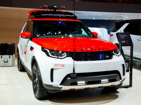 ジャガー・ランドローバーがLyftに出資 —— 自動車メーカーのライドシェア・ベンチャーへの投資に勢い