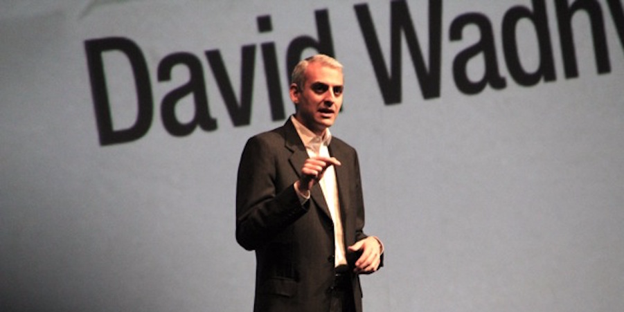 AppDynamics CEO デビッド・ワドワーニ(David Wadhwani)氏