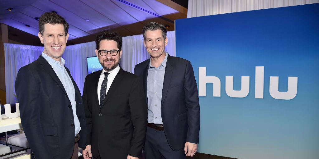 Huluの経営陣