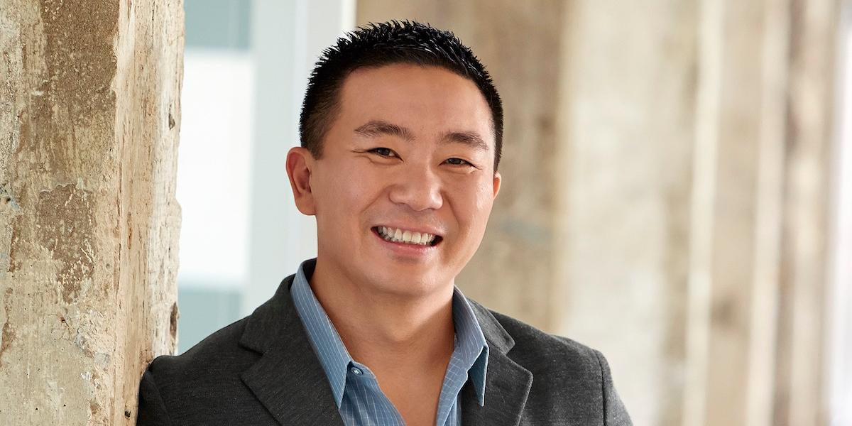 Credit Karma CEO ケネス・リン(Ken Lin)氏