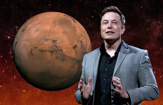 イーロン・マスク氏、100万人の火星移住計画の最新情報を発表